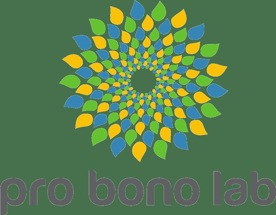 Logo Pro bono lab
