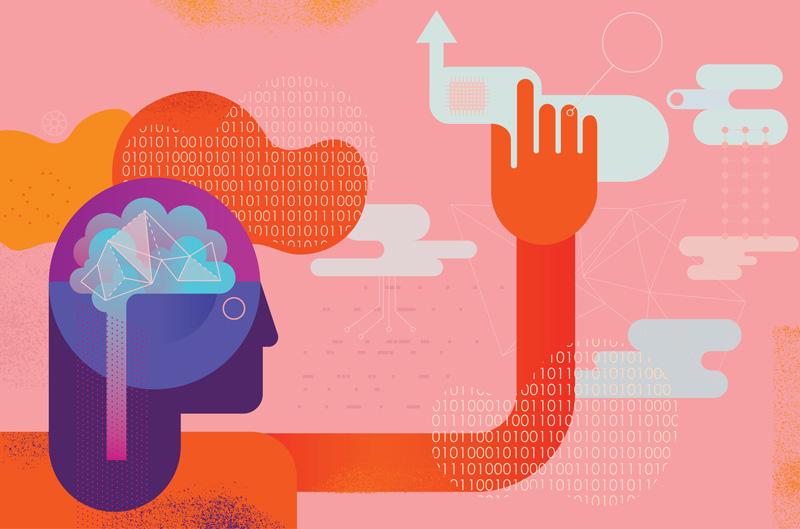 Illustration étude éthique et IA