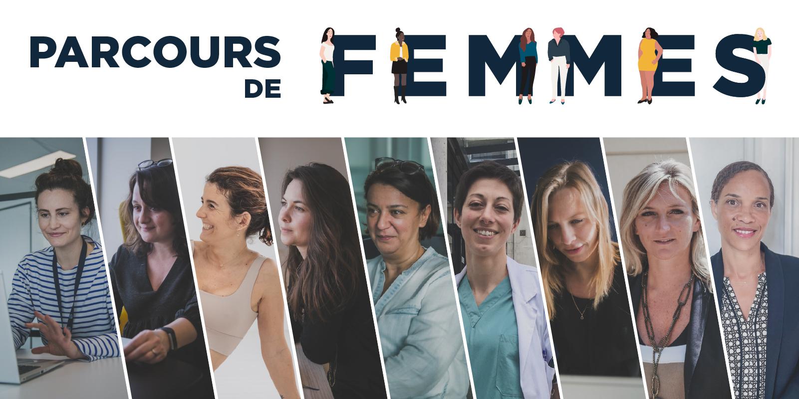 Parcours de femmes : nos collaboratrices et alumni se racontent
