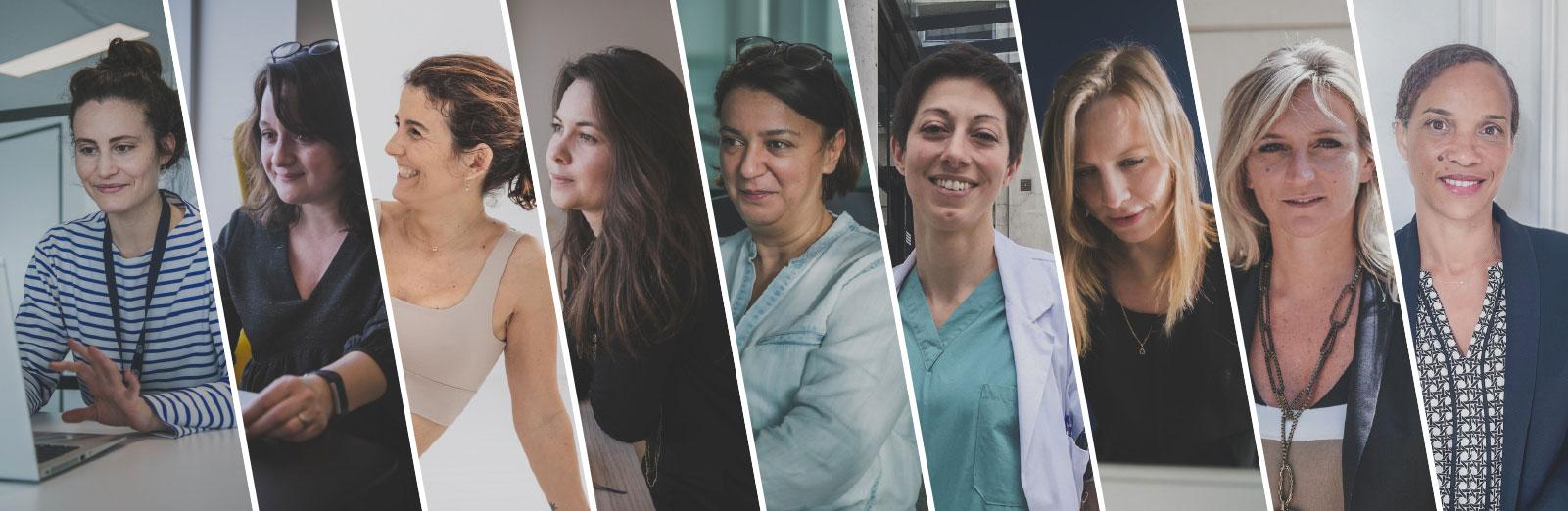 Parcours de femmes : nos collaboratrices et alumni se racontentParcours de femmes : nos collaboratrices et alumni se racontent